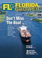 Florida Grower magazine cover Feb. 2016