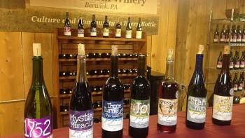 Winery consignment Rohrbach's Farm Market