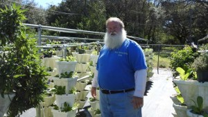 Central Florida Farm Goes Vertical To Capture 'Buy Local' Market