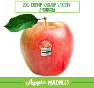 USApple AppleMadness Ambrosia