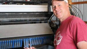 Options In Harvest Mechanization For Vegetable Growers