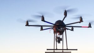 Unmanned Aerial System Captures Washington Vineyard Irrigation Data