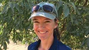 Meet Newest University Of California Nut Crops Advisor