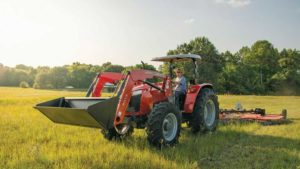 Make Tracks With These New Farm Tractors