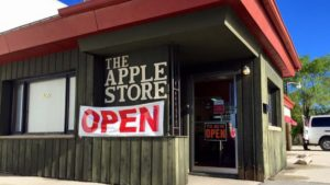 Market In Wisconsin Gets Confused For iPhone Dealer