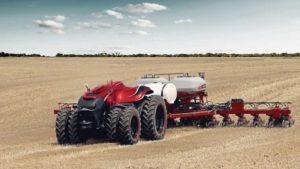 Agricultural Robots No Longer Science Fiction