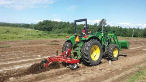Reduce Soil Compaction for  Improved Plant Vigor
