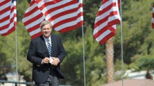 Vilsack Bids Fond Farewell in Early Exit From Top Office