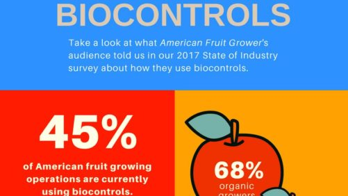 How Fruit Growers Use Biocontrols [Infographic]