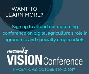 Precision Ag Vision Conference ad