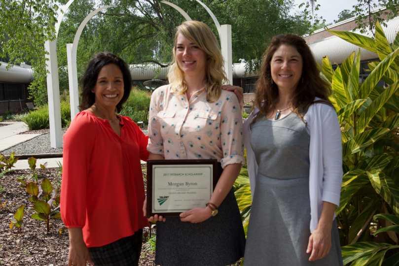 Valent Grants Organic Farming Scholarship to Next Generation Researcher
