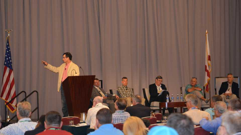 Florida Citrus Industry Annual Conference Takes Aim at HLB