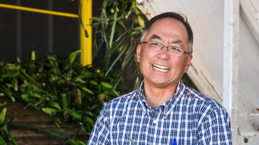 Robert Sakata Talks About Water