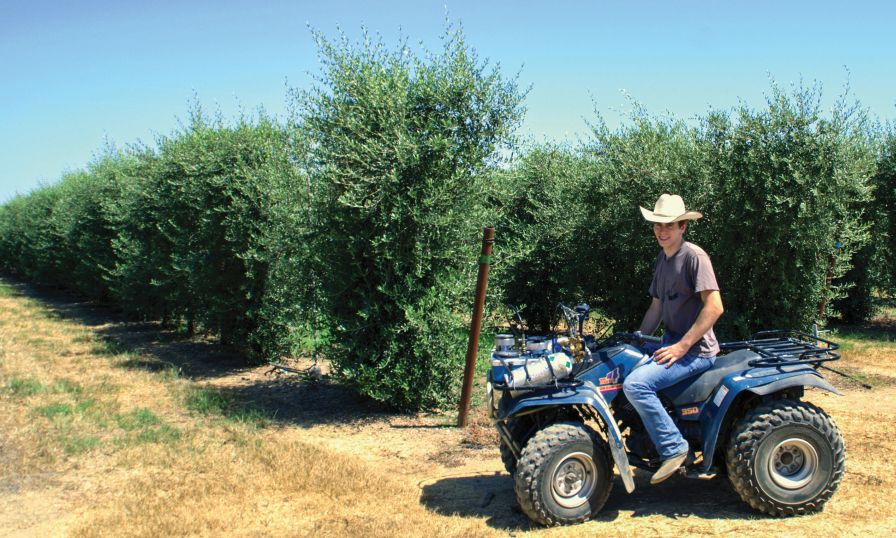 New Orchard Systems Advisor Returns Home
