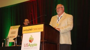 U.S. Apple Crop Forecast Down 8%