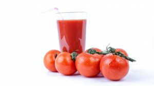 Getting to the Bottom of Better-Tasting Tomato Juice