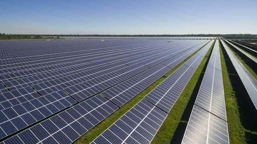 Babcock Ranch solar farm in Florida