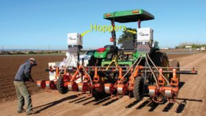 Novel Equipment and Ideas for Using Cover Crops on Vegetable Beds