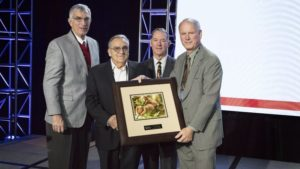 Almond Grower for Nearly a Half-Century Honored