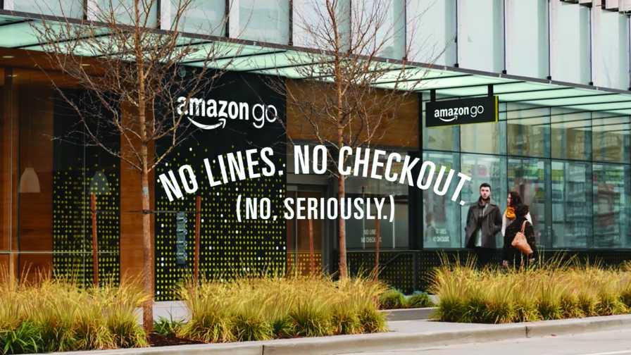 Amazon Go homepage screenshot