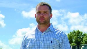 Young Farmer Determined to Grow Wiser, Not Older