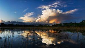 Florida Dry Season Stuck in Rain Delay