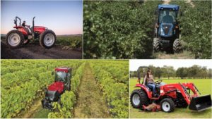 Check Out These New and Updated Specialty Crop Tractors for 2018