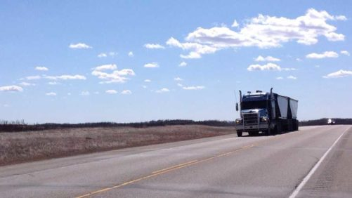 A 'Simple' Congressional Mandate Complicates Trucking Shortage for Growers [Opinion]