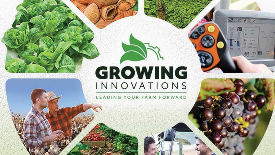Growing Innovations logo promo