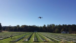 Operation Size a Challenge to Implementing Precision Agriculture