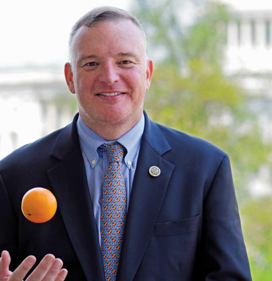 Tom Rooney 2018 Citrus Achievement Award winner