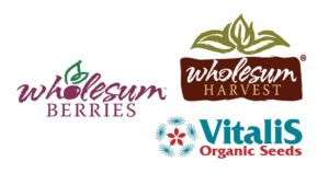 Wholesum Harvest Launches New Organic Ventures