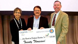 Certis Steps up in Fight Against Citrus Greening