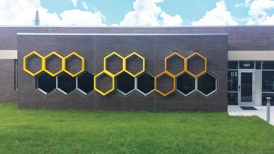 UF/IFAS Honeybee Lab exterior