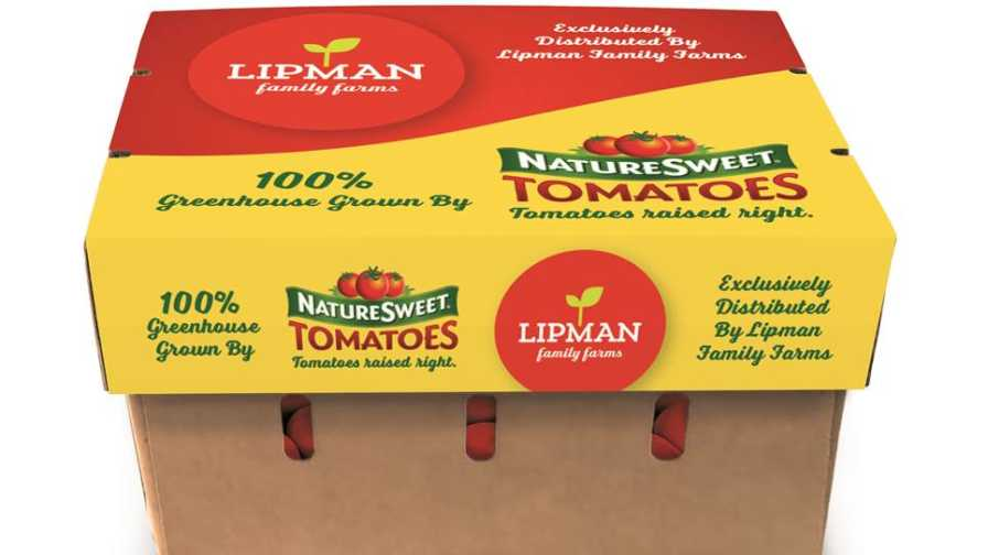 Lipman, NatureSweet Tomatoes Partnership Package