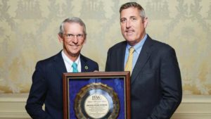 Fertilizer Industry Leader Lauded for Lifetime of Achievement