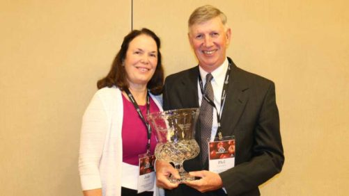 Apple Grower of the Year Honored; 'Red Delicious' Reign to End