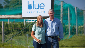 Organic Farm on Cutting Edge of New Fruits and Consumer Education