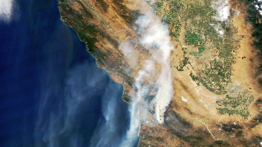 California-wildfires