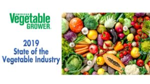 The 2019 State of the Vegetable Industry Survey is Now Open!
