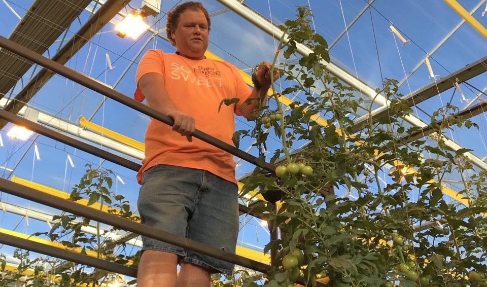 Biocontrols and Organic Produce a Powerful Pair on Tour