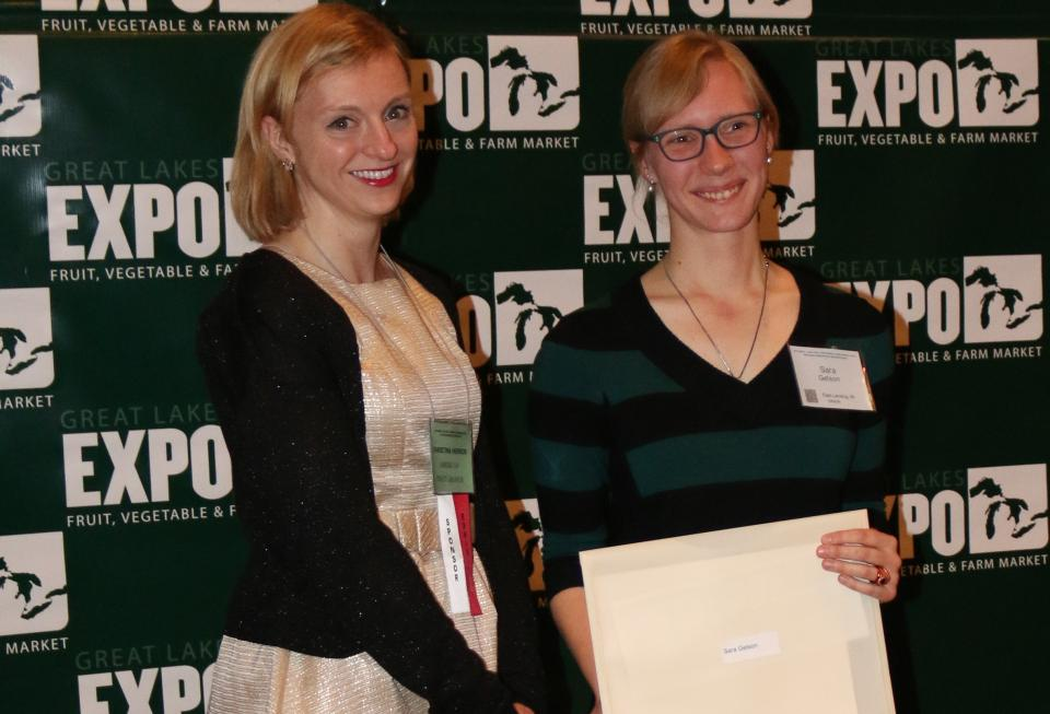 Future Bright for Great Lakes Expo Ag Scholarship Winners