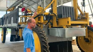 Precision Agriculture Technology on a Roll in Florida