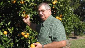 Florida Citrus Hall of Fame Welcomes Class of 2019