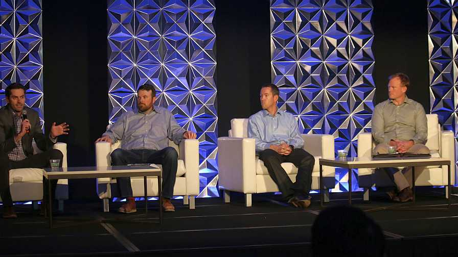 PrecisionAg VISION Conference fireside chat