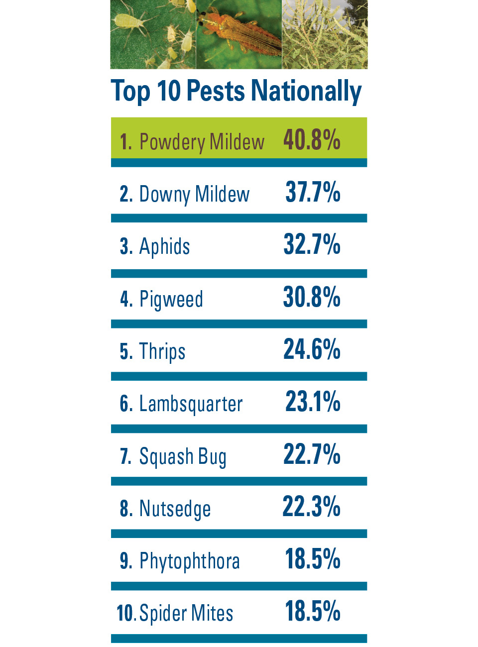 Top-10-Pests-Nationally AVG SOI 2019