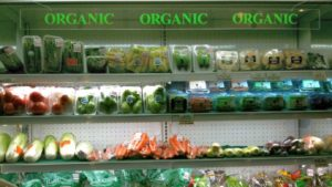 Organic Production Jumped in 2018 [2019 State of the Vegetable Industry]
