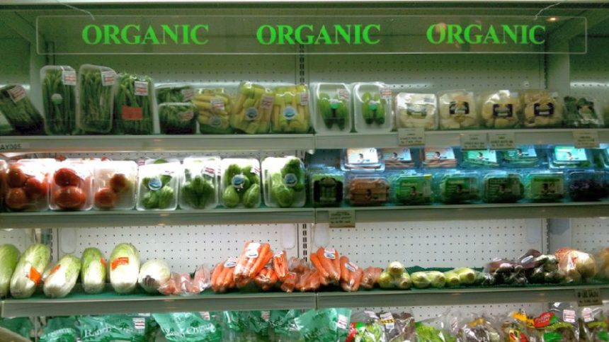 Organic Vegetable Production Jumped in 2018