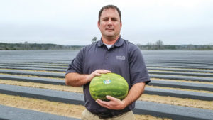 James Sharp Is a Champion for Melons