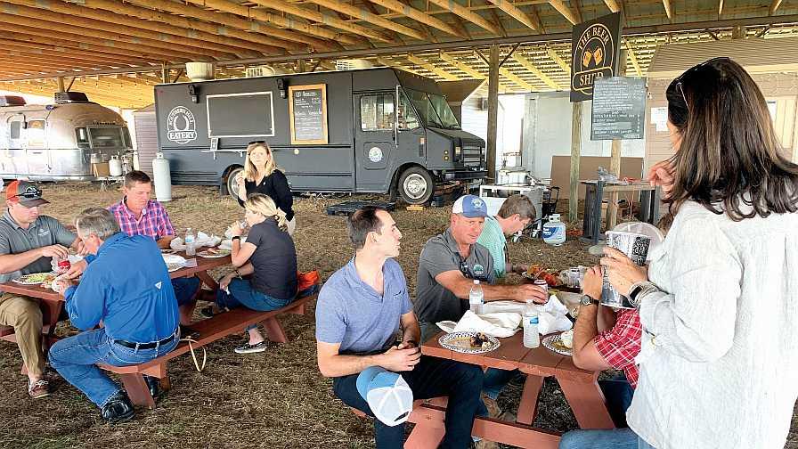 USDA-RMA Florida tour stop at Southern Hill Farms